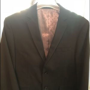 Perry Ellis black sport coat